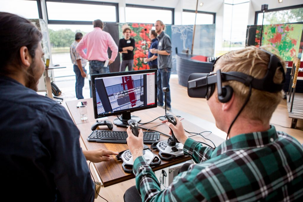 VR Experience 2017 App entwicklung
