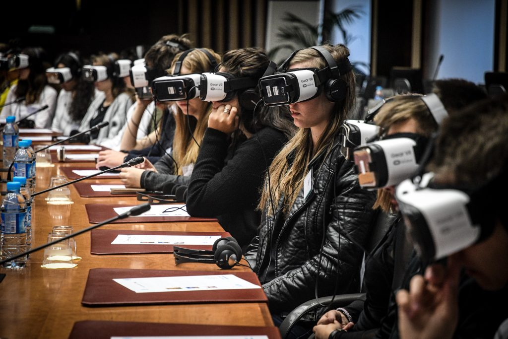 VR event