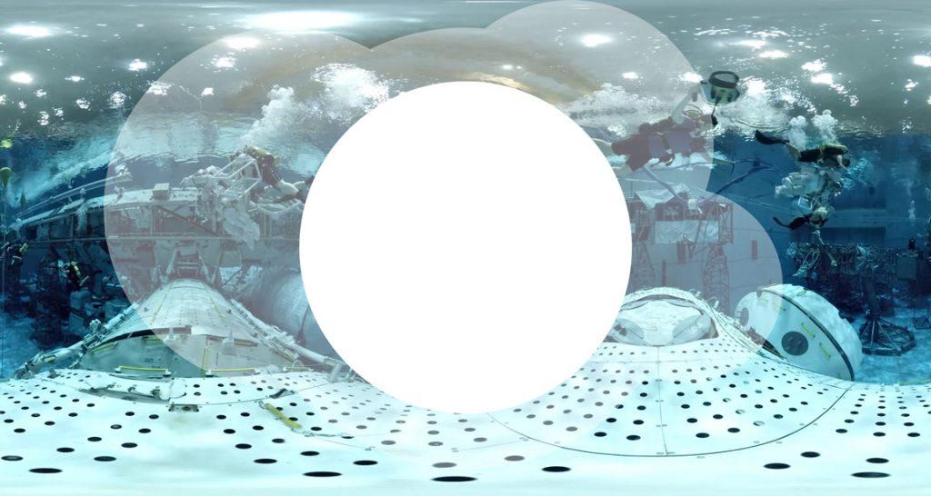 Beispiel von NASA: 360 grad video machen lassen