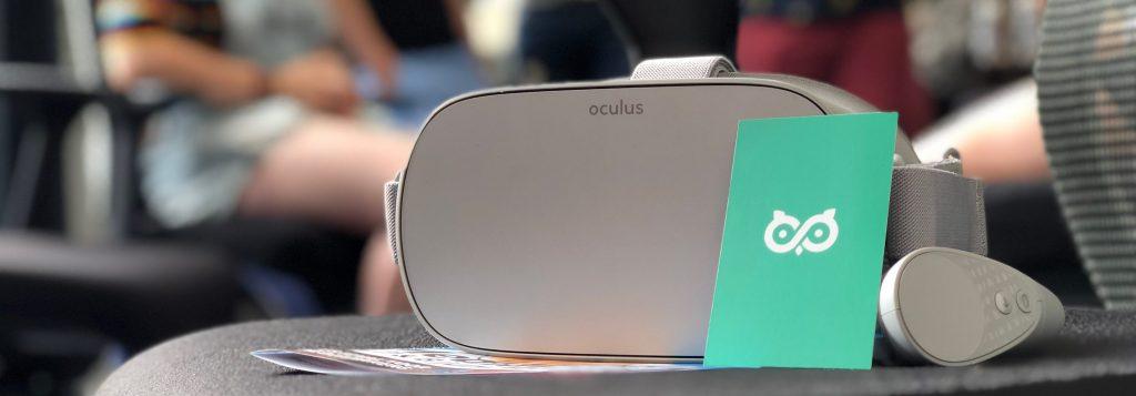 Vermietung Oculus Go