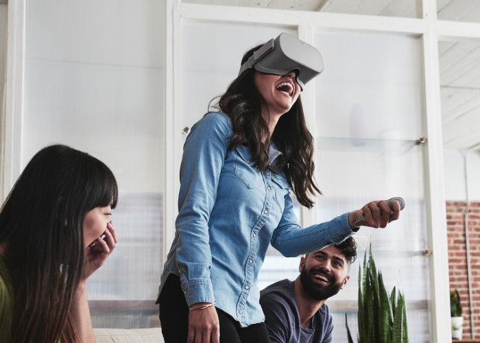 VR Erlebnis und Marketing