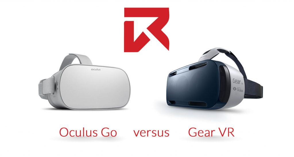 Oculus go vs VR Gear