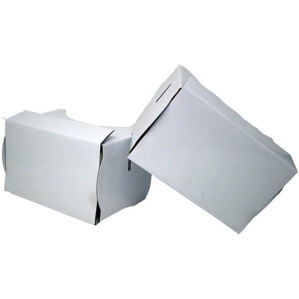 Cardboard Weiß