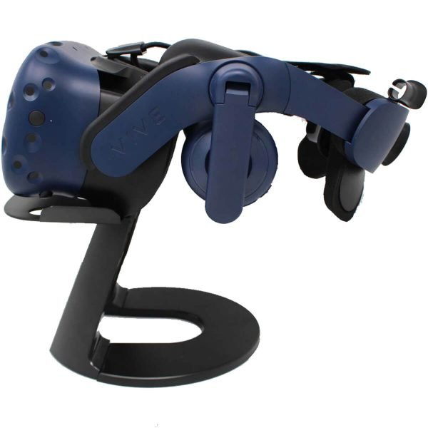 VR headset stand HTC Vive