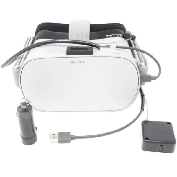 Iron Security Cable VR Brille