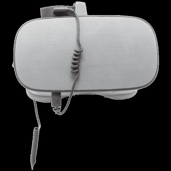 VR-Brille Alarmset vorne