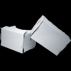 Cardboard Blanco