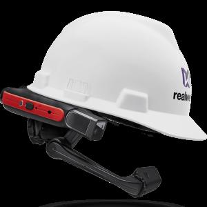 MSA V-Gard® Front Brim Hard Hat –