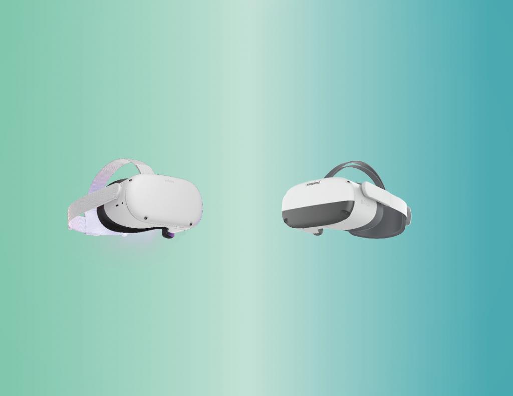 Oculus Quest 2 vs Pico Neo 3