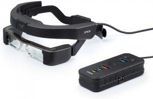 VR Expert Epson Moverio BT-2000