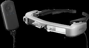 VR Expert Moverio BT-350