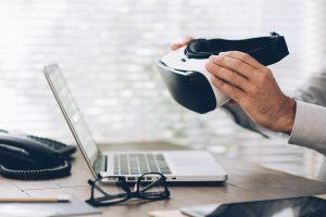 VR Expert Brille Business